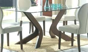 dining room table base ideas dining room table bases for glass tops awesome round wood table
