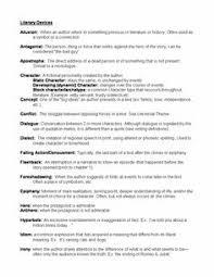 essay literary term co essay literary term