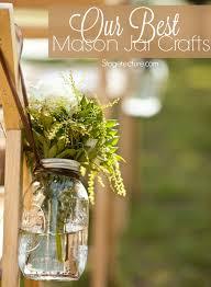 How To Decorate A Mason Jar Mason Jar Crafts DIY Mason Jar Ideas 95