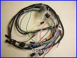 impala wire wiring harness 1966 Impala Wiring Guide at How To Install Wiring Harness 1966 Impala