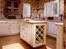 Kitchens With Wine Racks Small Kitchen Island With Wine Rack Best Kitchen Ideas 2017