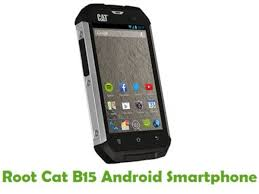 Root Cat B15 Android Smartphone Using ...