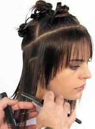 كيف تحصلي على قصات شعر قصير في المنزل نواعم