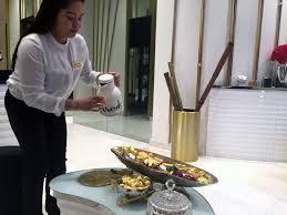 the customer service we make customers not sellings enjoy a tea