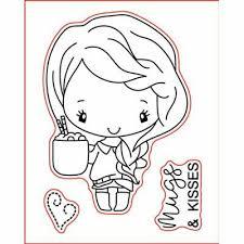 <b>Girl</b> Shape <b>Transparent</b> Stamp For Diy Scrapbooking Photo Album ...