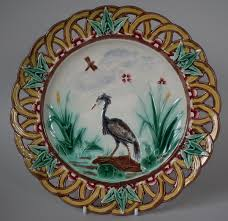 dating wedgwood majolica