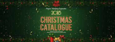 the 2018 christmas catalog by pingcon marketing corporation