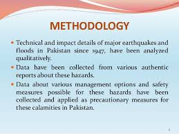 causes impacts management of eq and floods in  4 5