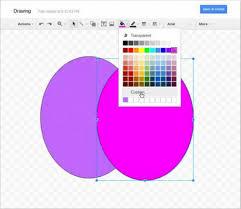 Venn Diagram In Google Slides How To Make A Venn Diagram On Google Docs And Slides