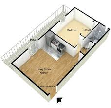 difference between a studio and a one bedroom lovely decoration studio and  one bedroom apartments studio