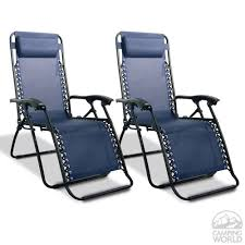 zero gravity chair blue 2 pack caravan canopy 80009000022 for home furniture ideas