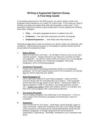 Example Of Opinion Essays 005 Howtowriteanopinionessay Lva1 App6891 Thumbnail Essay
