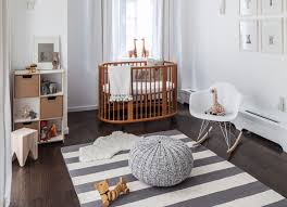 round baby cribs crib bedding