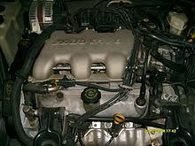 buick v6 engine of buick 2 5g of shanghai gm 2002