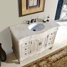 rustic white bathroom vanities. Distressed White Vanity Exclusive Inch Bathroom Bath Rustic Vanities C
