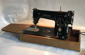 Singer Sewing Machine From 1950