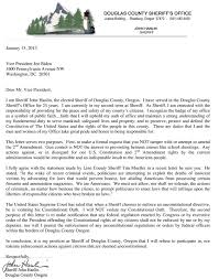 oregon sheriff handling massacre fought the white house on gun  fact