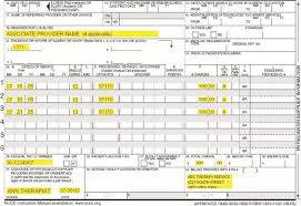 Idhs: Attachement B: Cms - 1500 Form Example