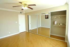 mirrored sliding closet doors for bedrooms sliding mirror closet doors for bedrooms mirror sliding closet doors