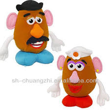mr and mrs potato head. Wonderful And Toy Story Cuddy Mr Und Mrs Potato Head Plschtiere In And