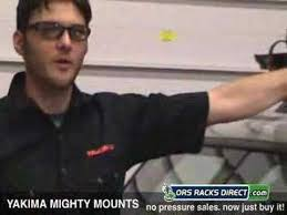 Yakima Mighty Mount Size Chart Yakima Mighty Mounts Factory Rack Adapters Review Video Demo