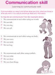 Communication skill | Teaching the little ones | Pinterest ...