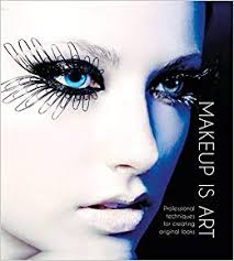 makeup is art professional techniques for creating original looks academy of freelance makeup 8601200697674 amazon books