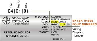 air systems technical and warranty information Hydro Quip Wiring Diagram enter wiring diagram number below hydro quip cs 6000 wiring diagram