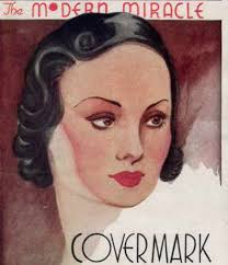 1930s covermark makeup the arrival of the