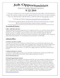 Local Resume Services Resume For Business Job Description Sample