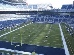 Seahawks Seating Chart Hawks Nest Centurylink Field View From Hawks Nest 146 Vivid Seats