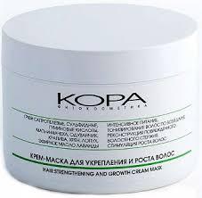 Кора <b>крем</b>-<b>маска для укрепления и</b> роста волос 300мл купить по ...