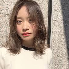 丸顔さんに似合う前髪はどれおすすめ前髪カタログ Arine アリネ