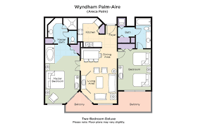 Palms 2 Bedroom Suite Pompano Beach Resort Accommodations Wyndham Palm Aire