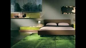 Modern Green Bedroom Wonderful Extravagant Modern Green Bedroom Design In
