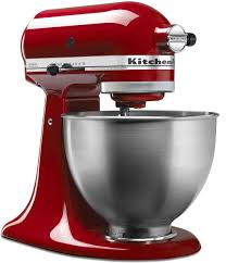 Small Red Kitchen Appliances Amazoncom Kitchenaid 45 Qt Classic Red Stand Mixer Electric