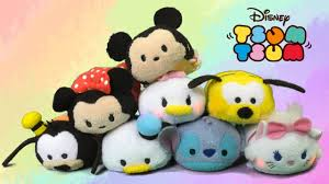 Disney Tsum Tsum Light Up Disney Tsum Tsum Light And Sounds From Just Play