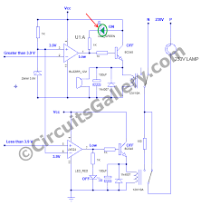 voltage stabilizer circuit diagram ac voltage low voltage circuit of voltage stabilizer normal