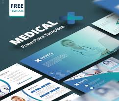 Medical Powerpoint Background Free Medical And Healthcare Powerpoint Template Medicine Slides
