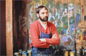 Dale Hickey - 15 œuvres d'art - peinture