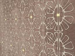 Small Picture Light Up Your Walls with Mestyles LED Embedded Wallpaper