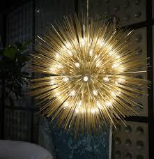 unique pendant lighting fixtures. Modern Sea Urchin Ceiling Light Fixtures Idea Unique Pendant Lighting Fixtures