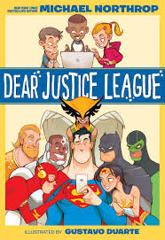 In 'Dear <b>Justice League</b>,' <b>Batman</b> and <b>Superman</b> Answer Questions ...
