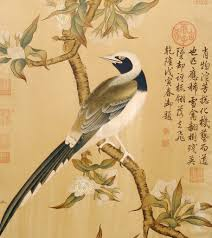 old chinese paintings bird1 by jason5yuan