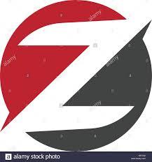Z Logo Design Vector Business Corporate Z Letter Logo Design Vector Stock Vector