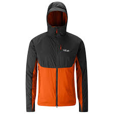 Rab Mens Alpha Direct Jacket