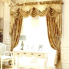 cotton room darkening living room designer window curtains no include valance