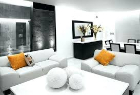 orange living room furniture. Orange And White Living Room Furniture Small With Crisp