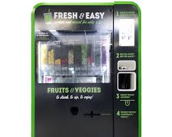 Smoothie Vending Machine Beauteous FLIA 48 Contenders Unveiled