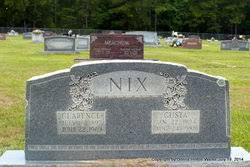 Clarence Nix (1897-1969) - Find A Grave Memorial